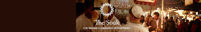 THE SOUK - The Rohan Clearance Department