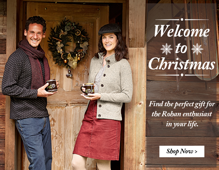 Welcome to Christmas. Find the perfect gift for the Rohan enthusiast in your life. Shop Now
