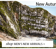 New Autumn Range - arriving now. Shop Men's New Arrivals.