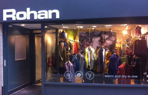 We've opened a new shop in Norwich