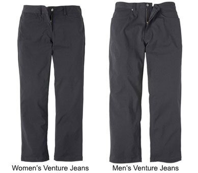 Rohan - New Arrivals - Men's and Women's Venture Jeans