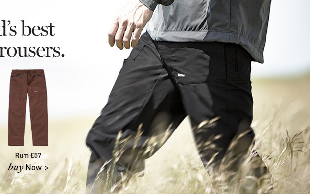 Men's Bags. The world's best multi-function trousers. BUY now.