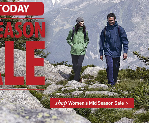MID SEASON SALE. Many lines over 30% off. SHOP Women's Mid Season Sale.