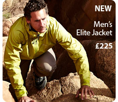 NEW Men's Elite Jacket. £225. Buy now.