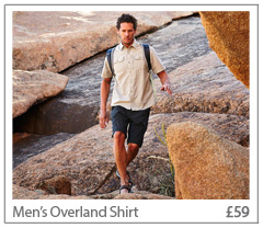 Men's Overland Shirt. £59. Buy now.