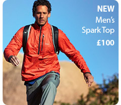 New Men's Spark Top. £100. Buy now.
