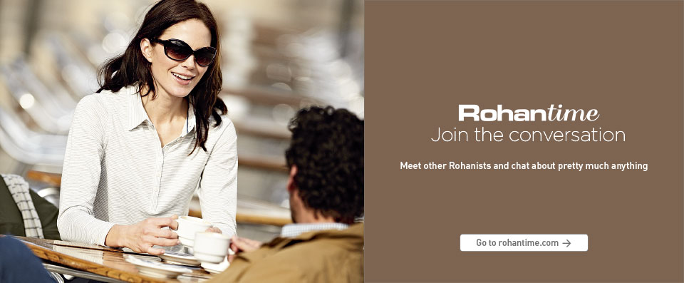 Rohantime. Join the conversation. Meet other Rohanists and chat about pretty much anything. Go to Rohantime.com now.