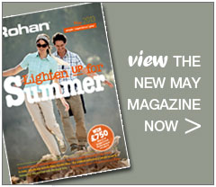 Rohan. View the NEW May Magazine online NOW.