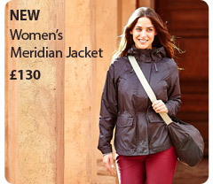 NEW Women's Meridian Jacket. £130. Buy now.