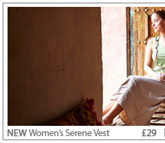 NEW Women's Serene Vest. £29. Buy now.