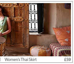 Women's Thai Skirt. £59. Buy now..