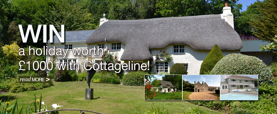 WIN a holiday worth £1000 with Cottageline! Read more >