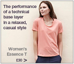 Women's Essence T. £30 . Shop Now.