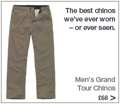 Men's Grand Tour Chinos. £68. Shop Now.