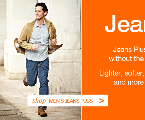 Rohan. Jeanius. Shop Men's Jeans Plus.