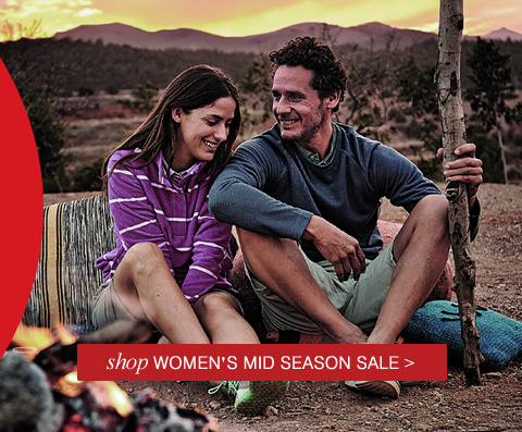 MID SEASON SALE NOW ON. Shop Women's Mid Season Sale.