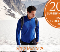 20% off Superfine Merino until Sunday 15 December. Shop Men's.
