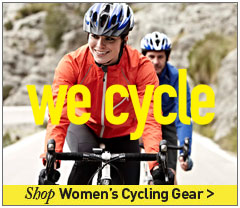 Rohan. We cycle. Shop Women's cycling gear.