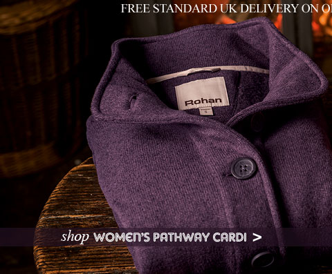 Women's Pathway Cardi. Shop now. Plus free standard UK delivery on orders over £30 until 20 December 2013.