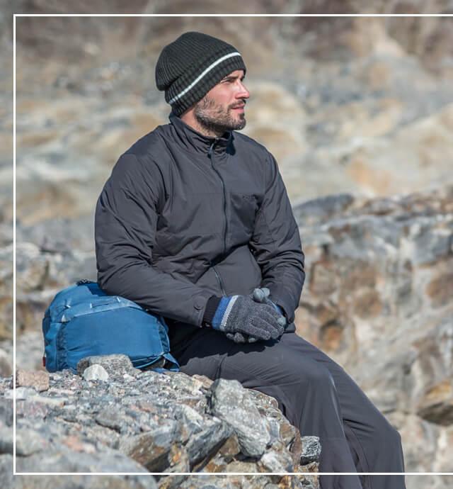 Men's Icepack Jacket
