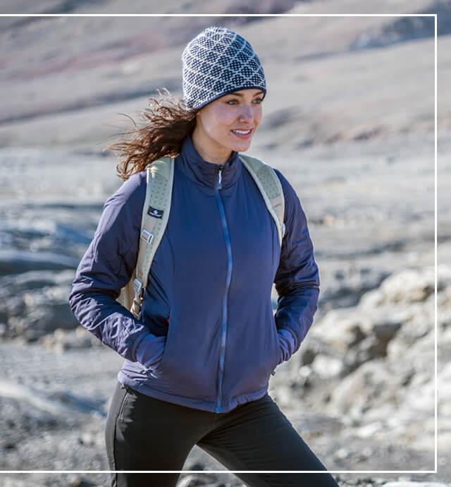 Women's Icepack Jacket