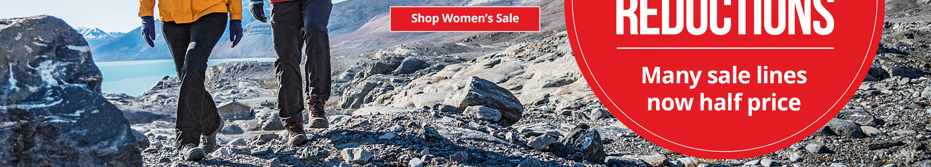 Women's Further Reductions