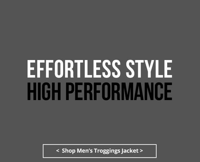 Men's Troggings Jacket