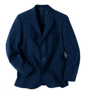 Men's Envoy Jacket - Ink Long