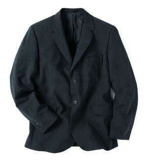 Men's Envoy Jacket - Charcoal Lng