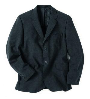 Men's Envoy Jacket - Charcoal Lng