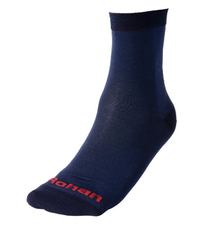 Men's Inner & Hot Socks - Navy