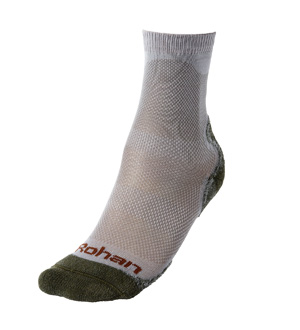 Men's Hot & Temperate Socks - Grizedale Green