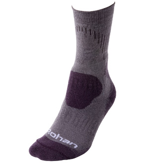 Technical socks for cool and cold conditions
