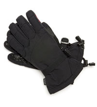 Waterproof and highly breathable winter gloves