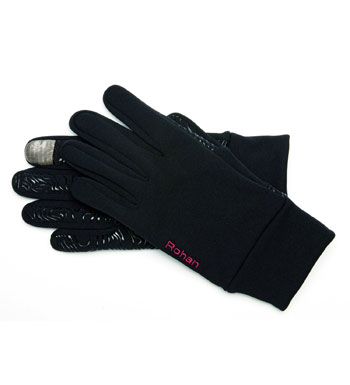 Weather System Gloves Control - Black