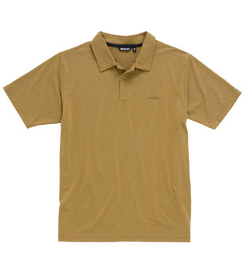 Men's Polo Plus - Bronze