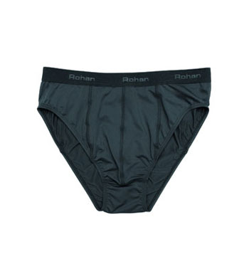 Men's Cool Silver Briefs - Shadow