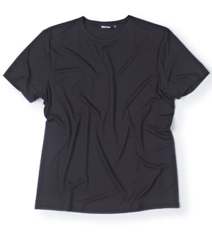 Men's Ultra Silver T - Black