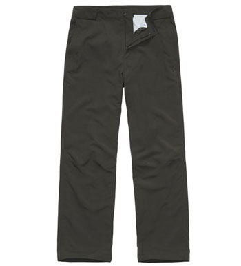 Men's Dry Requisite Trousers - Charcoal