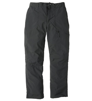 Waterproof walking trousers