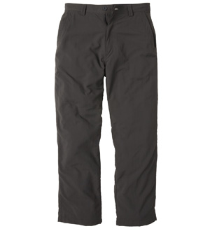 Men's Winter Fusion Trousers - Charcoal/Light Grey