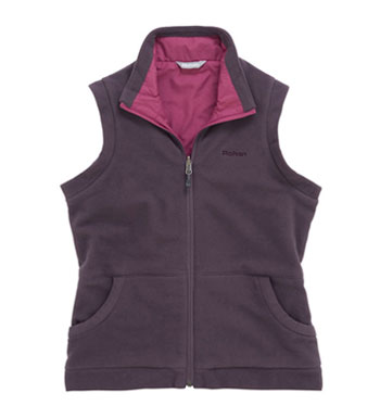 Women's Kombi Vest - Nightshade/Amaranth