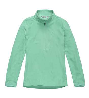 Women's Microgrid Stowaway Zip