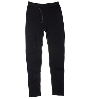 Men's Superfine Merino 150 Leggings - Black/Charcoal