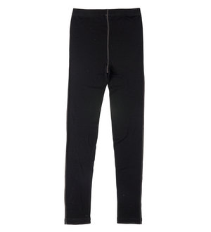 Women's Superfine Merino 150 Leggings - Black/Charcoal
