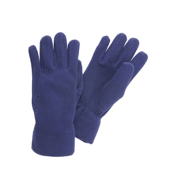 Men's Furnace Fleece Gloves - Team Blue