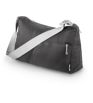 Lightweight, packable shoulder bag