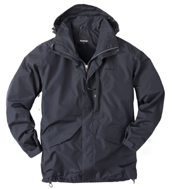 Men's Cloudcover Jacket - Ink