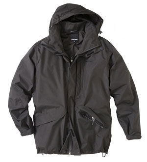 Men's Cloudcover Jacket - Charcoal