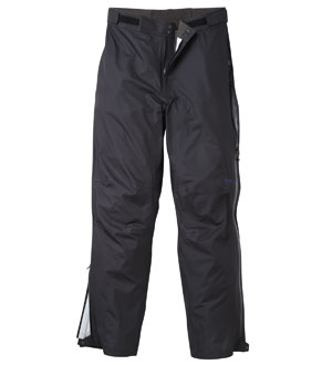Men's Elite Overtrousers - Black